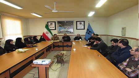 رونمایی از تور مجازی سما لاهیجان با حضور کارکنان و مدیران این مرکز آموزشی فرهنگی