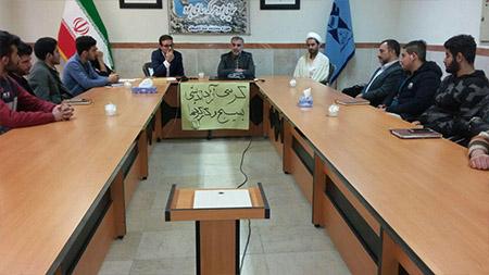 برگزاری کرسی آزاد اندیشی در سما لاهیجان