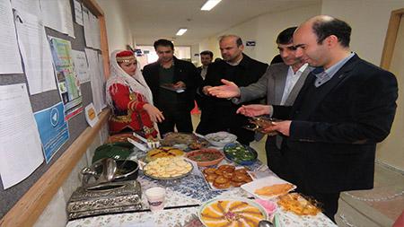 برگزاری جشنواره غذا در آموزشکده فنی و حرفه ای سما سیاهکل