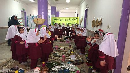 برگزاری جشنواره «هویت ملی» در مدرسه سبز سما لاهیجان