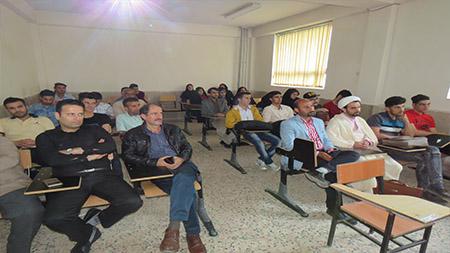 برگزاری نشست دانشجویی با موضوع «حمایت از کالای ایرانی» در سما سیاهکل