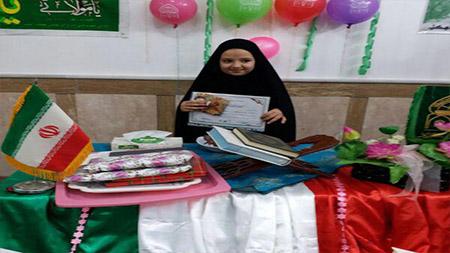 کسب رتبه دوم حفظ قرآن در سطح شهرستان توسط دانش آموز مدرسه سبز سما سیاهکل