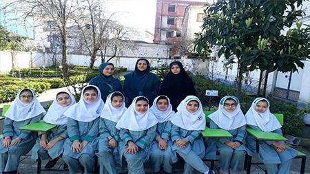 راهیابی مدرسه سبز سما لاهیجان به مرحله نهایی سومین دوره جام باشگاه های کتابخوانی کودک و نوجوان