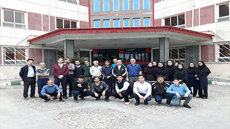 ورزش صبحگاهی کارکنان سما لاهیجان و سیاهکل با شعار «من ارزشمند» همزمان با آغاز هفته سلامت