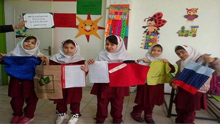 با حضور دانش آموزان مدرسه سبز سما لاهیجان در روستاهای منطقه صورت گرفت