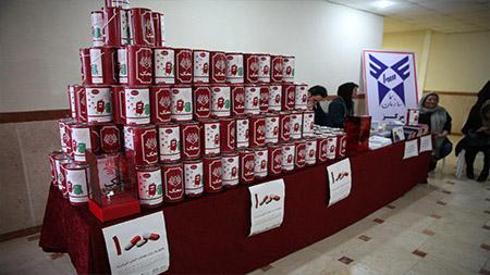 اهدای کمک 50 میلیون ریالی  به موسسه محک از سوی دانشجویان و دانش آموزان سما لاهیجان