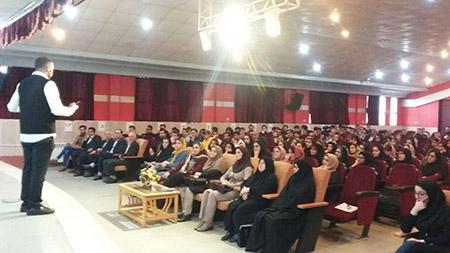 همایش دورخیز کنکور در سما لاهیجان برگزار گردید
