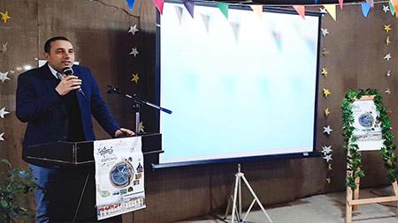 برگزاری جشنواره فیلم رشد در مدرسه سبز سما سیاهکل